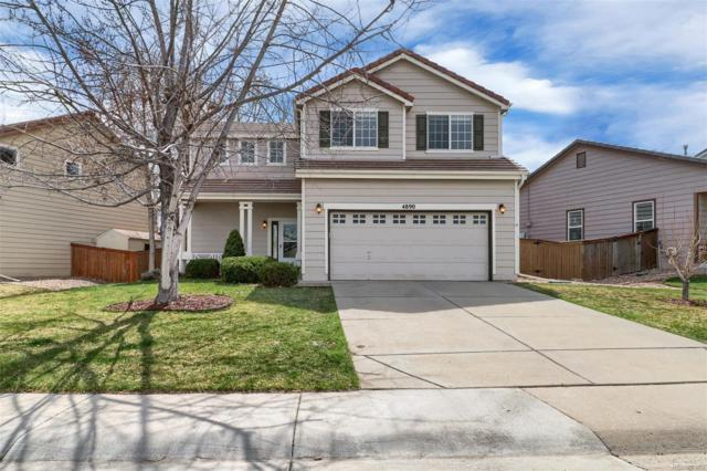 4890 Collingswood Drive, Highlands Ranch, CO 80130 (#8767130) :: House Hunters Colorado