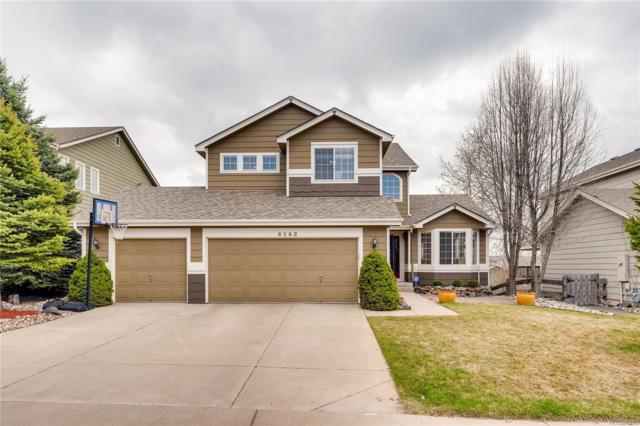 8182 Briar Ridge Drive, Castle Pines, CO 80108 (#8767245) :: Colorado Team Real Estate