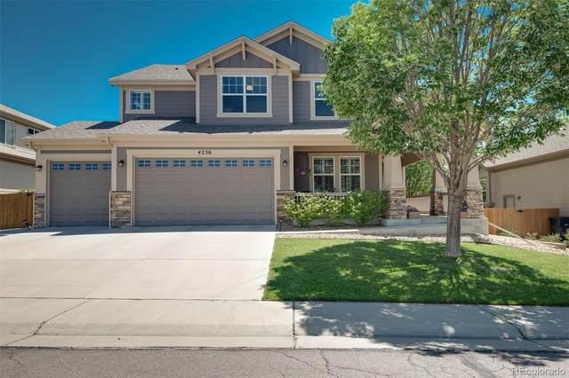 4256 E 139th Drive, Thornton, CO 80602 (#8767248) :: Peak Properties Group