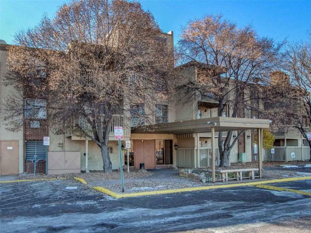 1304 S Parker Road #251, Denver, CO 80231 (#8767362) :: The Peak Properties Group