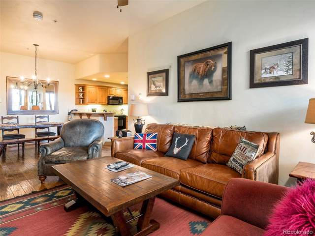 1463 Flattop Circle #301, Steamboat Springs, CO 80487 (#8767407) :: Bring Home Denver with Keller Williams Downtown Realty LLC