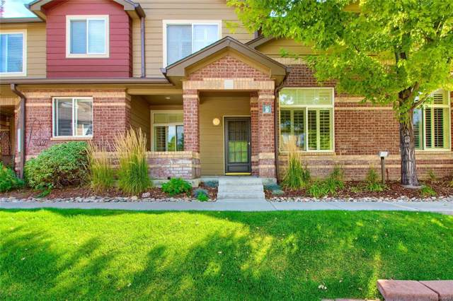 6464 Silver Mesa Drive B, Highlands Ranch, CO 80130 (#8767426) :: The Peak Properties Group