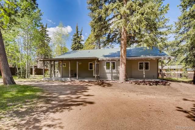 1500 Sunshine Circle, Woodland Park, CO 80863 (MLS #8768189) :: 8z Real Estate