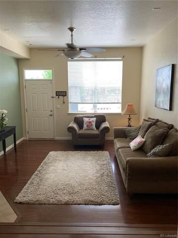 9404 Ashbury Circle #103, Parker, CO 80134 (MLS #8768344) :: 8z Real Estate