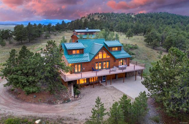 1101 Co Road 439, Hartsel, CO 80449 (#8768473) :: Compass Colorado Realty