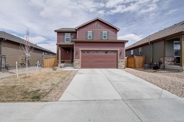 3438 Belltop Court, Castle Rock, CO 80104 (#8768513) :: The Heyl Group at Keller Williams