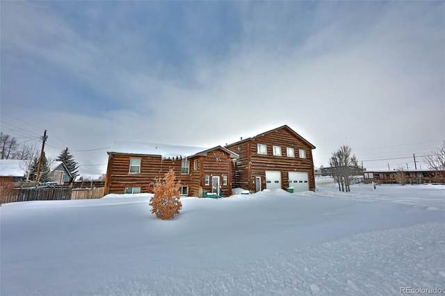 375 2nd Street, Granby, CO 80446 (#8768667) :: West + Main Homes