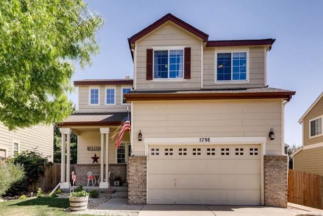 5798 Shenandoah Avenue, Firestone, CO 80504 (#8768695) :: The HomeSmiths Team - Keller Williams