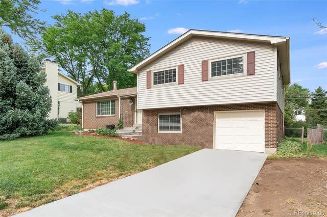 6815 S Downing Circle, Centennial, CO 80122 (MLS #8768890) :: 8z Real Estate