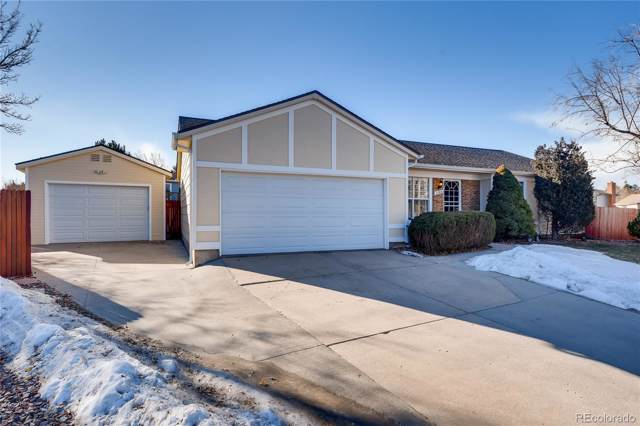 3180 S Dover Court, Lakewood, CO 80227 (#8768891) :: The Dixon Group