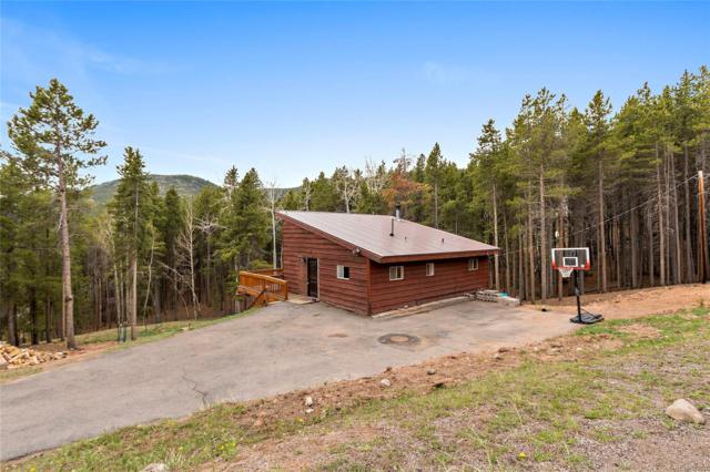 31848 Stenzel Drive, Conifer, CO 80433 (#8769453) :: The Tamborra Team
