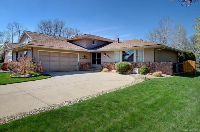 6689 E Heritage Place, Centennial, CO 80111 (#8769611) :: Bring Home Denver with Keller Williams Downtown Realty LLC