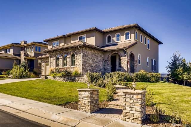 10821 Manorstone Drive, Highlands Ranch, CO 80126 (#8769641) :: James Crocker Team