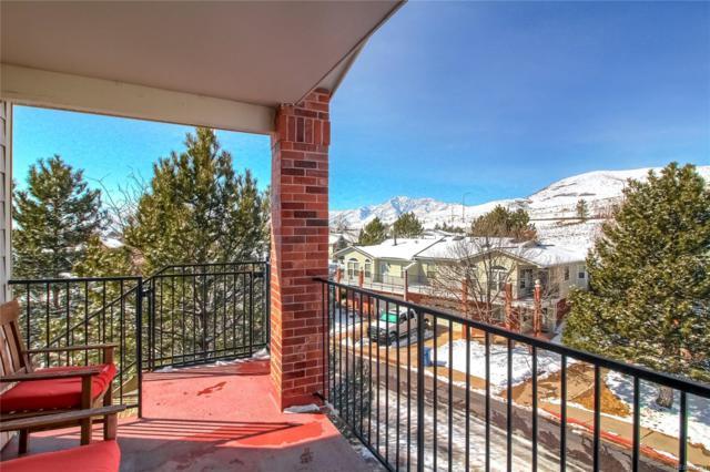 1662 S Deframe Street C1, Lakewood, CO 80228 (MLS #8769800) :: 8z Real Estate