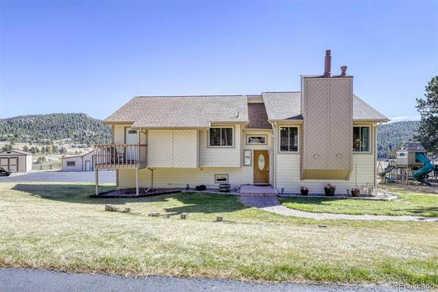 7250 County Hwy 73, Evergreen, CO 80439 (MLS #8769953) :: 8z Real Estate