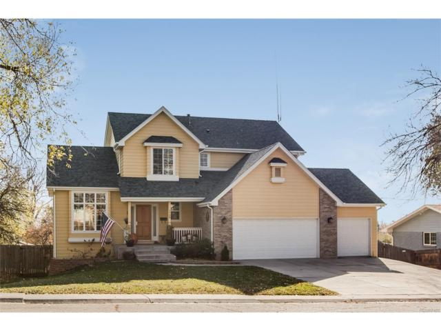 7708 W 62nd Place, Arvada, CO 80004 (MLS #8769967) :: 8z Real Estate