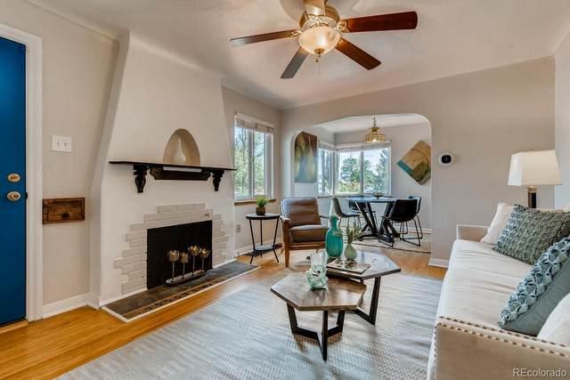 1611 Quebec Street, Denver, CO 80220 (MLS #8770267) :: 8z Real Estate