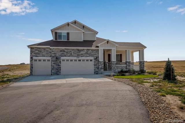 41930 Muirfield Loop, Elizabeth, CO 80107 (MLS #8770595) :: 8z Real Estate