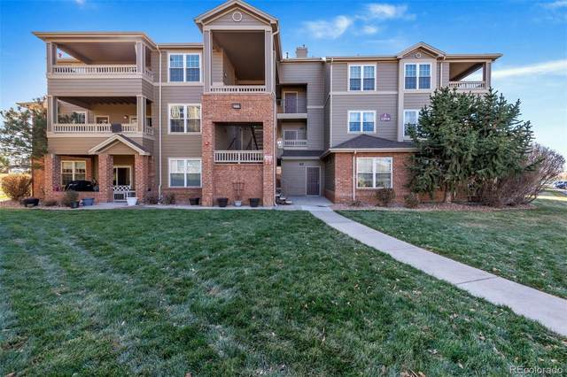 12818 Ironstone Way #203, Parker, CO 80134 (#8770846) :: Chateaux Realty Group