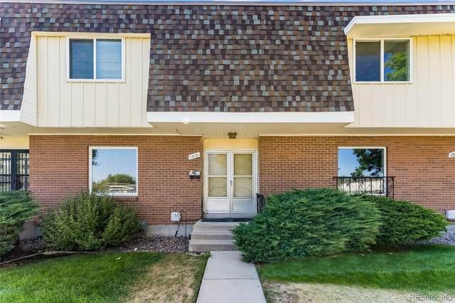 13121 W Ohio Avenue, Lakewood, CO 80228 (#8770975) :: iHomes Colorado