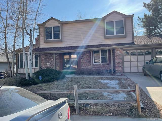 10064 W Lake Drive, Littleton, CO 80127 (#8771466) :: Finch & Gable Real Estate Co.