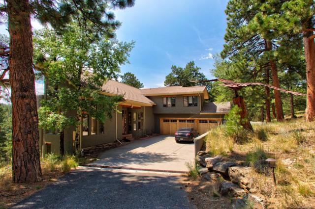 28776 Summit Ranch Drive, Golden, CO 80401 (#8771495) :: The City and Mountains Group