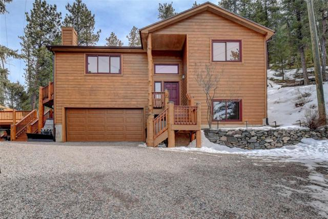 7456 S Brook Forest Road, Evergreen, CO 80439 (#8771764) :: The Healey Group