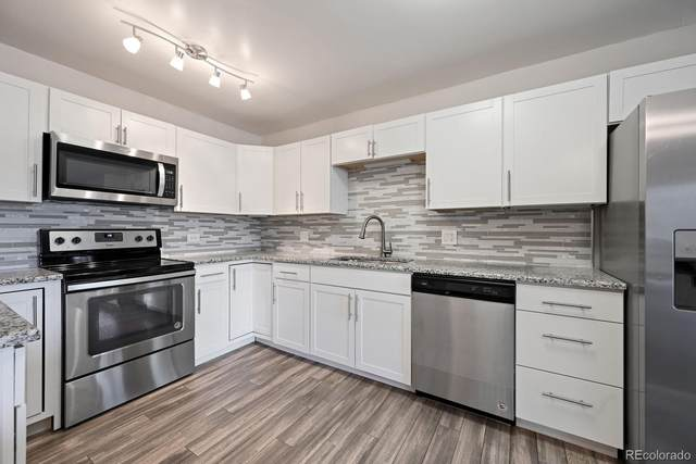 650 S Alton Way 7C, Denver, CO 80247 (#8772315) :: Mile High Luxury Real Estate