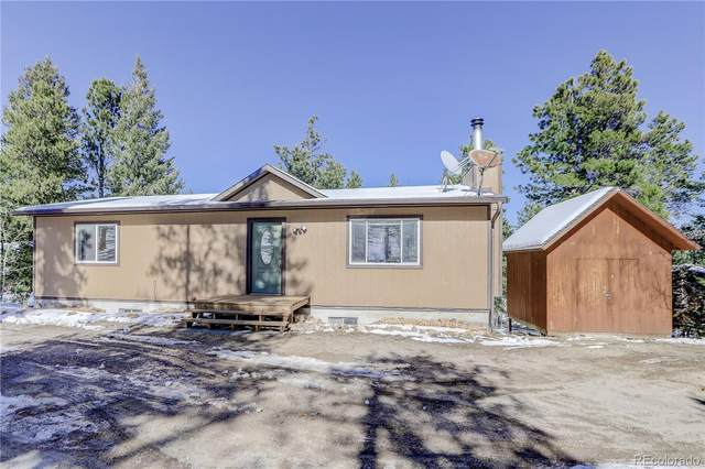 33211 Coal Creek Canyon Drive, Golden, CO 80403 (#8772393) :: The DeGrood Team
