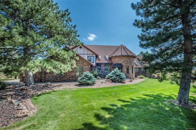 7882 S Argonne Street, Centennial, CO 80016 (MLS #8772408) :: 8z Real Estate