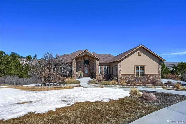 6485 Lost Canyon Ranch Road, Castle Rock, CO 80104 (#8772644) :: Sultan Newman Group