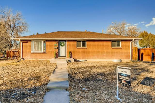 13601 E Dakota Place, Aurora, CO 80012 (#8772776) :: Venterra Real Estate LLC