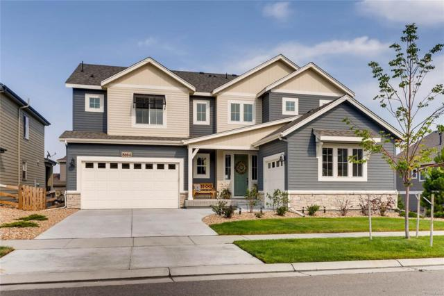 8664 Wilkerson Street, Arvada, CO 80007 (#8772784) :: The Pete Cook Home Group