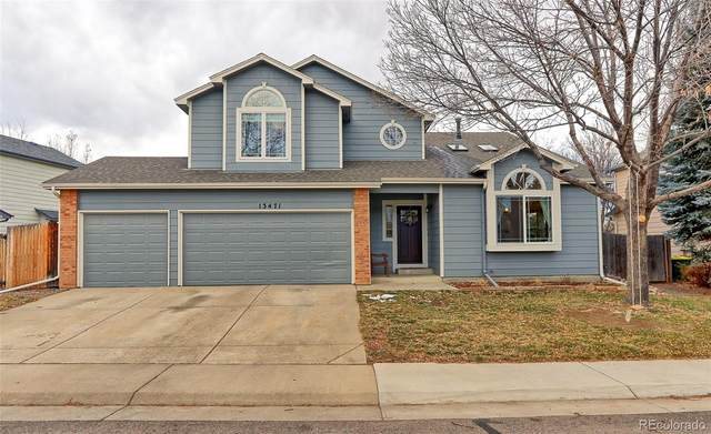 13471 Glen Circle, Broomfield, CO 80020 (#8772815) :: The HomeSmiths Team - Keller Williams