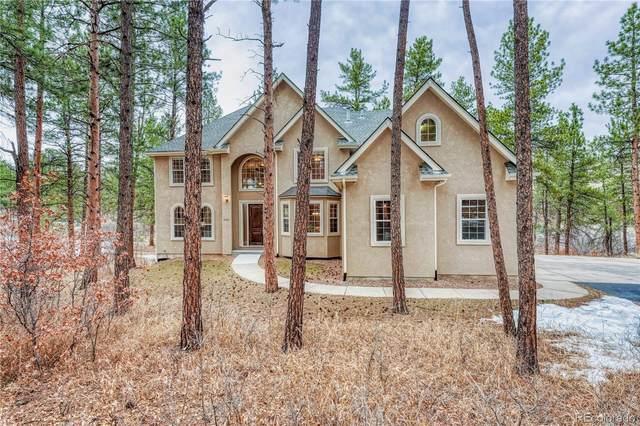 4253 Cheyenne Drive, Larkspur, CO 80118 (MLS #8773048) :: Kittle Real Estate