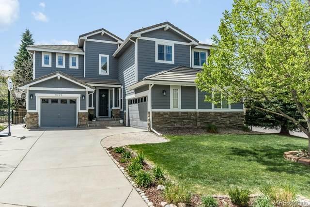 9225 Aspen Creek Way, Highlands Ranch, CO 80129 (#8773427) :: The Peak Properties Group