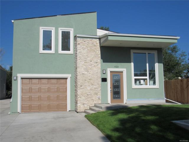 423 S Newton Street, Denver, CO 80219 (MLS #8774279) :: 8z Real Estate