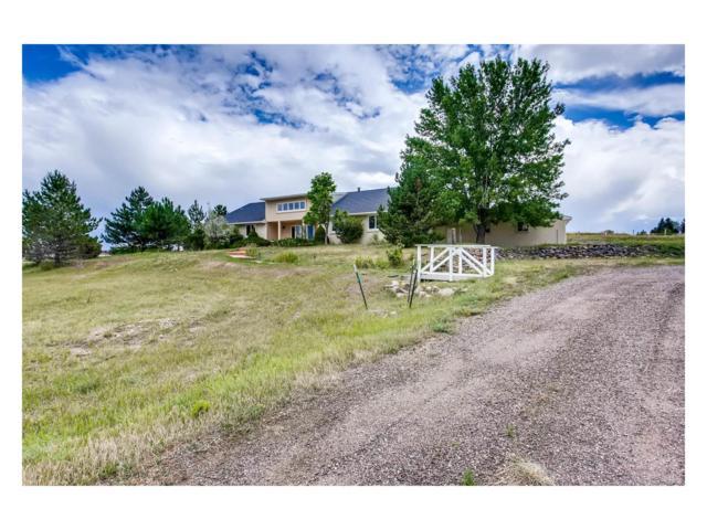 11857 Forest Hills Drive, Parker, CO 80138 (MLS #8774300) :: 8z Real Estate