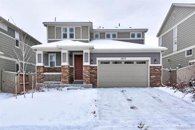 5823 Boundary Place, Longmont, CO 80503 (MLS #8774378) :: 8z Real Estate