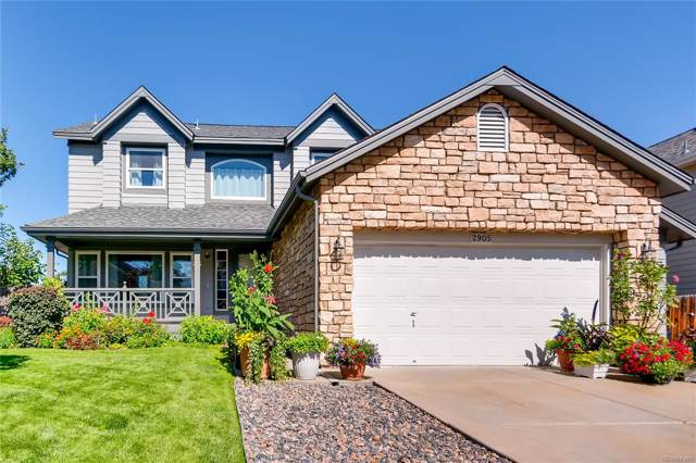 2905 S Devinney Court, Lakewood, CO 80228 (#8774552) :: The DeGrood Team