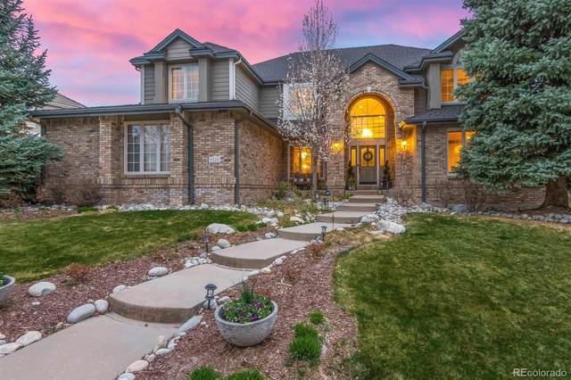 9182 Roundtree Drive, Highlands Ranch, CO 80126 (#8774752) :: HomeSmart