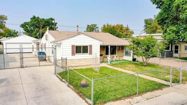 6741 Ash Street, Commerce City, CO 80022 (MLS #8774896) :: Kittle Real Estate