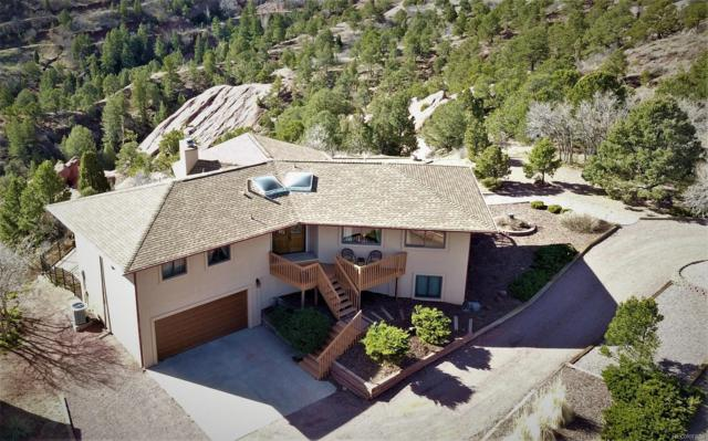 111 Bevers Place, Manitou Springs, CO 80829 (#8775084) :: Wisdom Real Estate