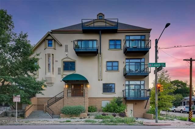 3299 Lowell Boulevard #403, Denver, CO 80211 (#8775118) :: The Dixon Group