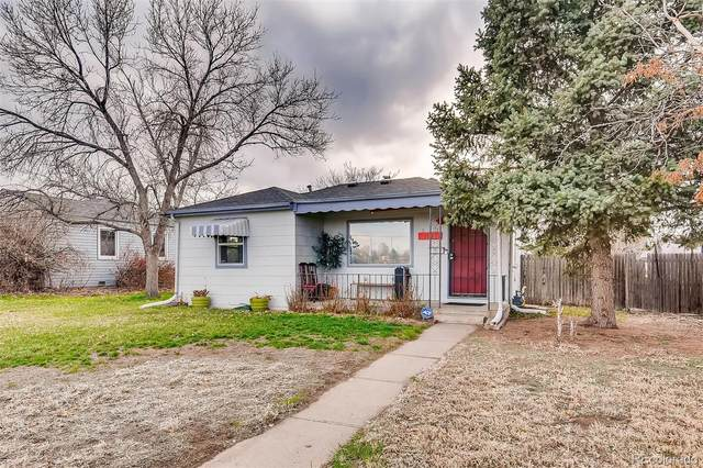 1133 Nome Street, Aurora, CO 80010 (#8775125) :: The Dixon Group