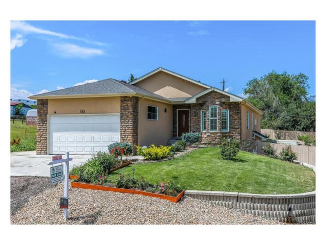 783 Pike Street, Golden, CO 80401 (#8775149) :: The Peak Properties Group