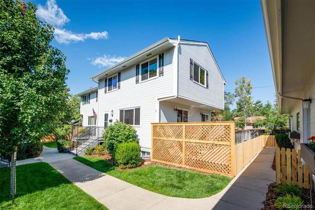 2568 S Lincoln Street B, Denver, CO 80210 (#8775253) :: Wisdom Real Estate