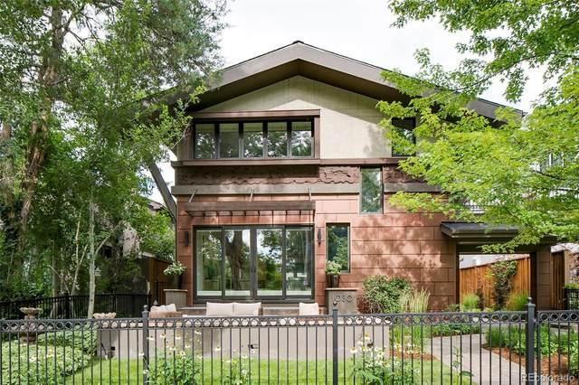 1030 S Franklin Street, Denver, CO 80209 (#8775426) :: Real Estate Professionals