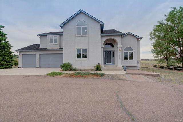 17285 Leggins Way, Monument, CO 80132 (#8775427) :: The Griffith Home Team