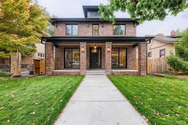 1952 S Humboldt Street, Denver, CO 80210 (#8775663) :: Portenga Properties